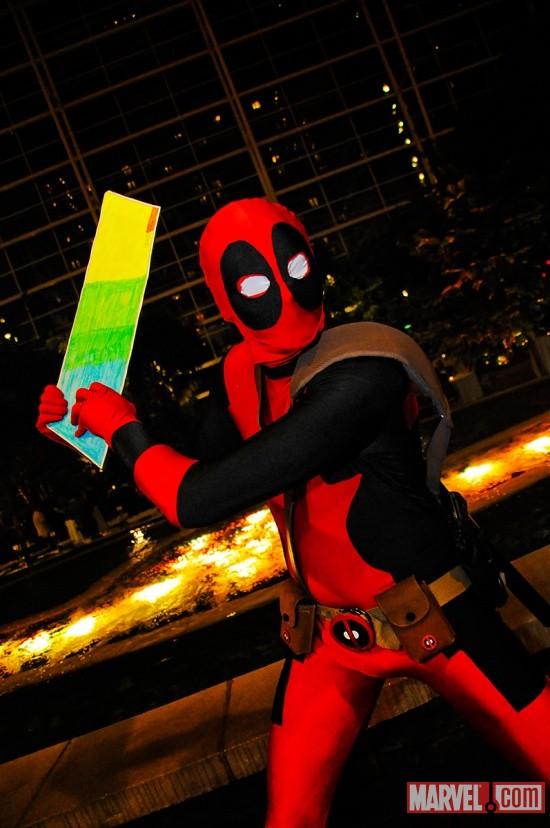 Marvel vs capcom cosplay at katsucon 2011