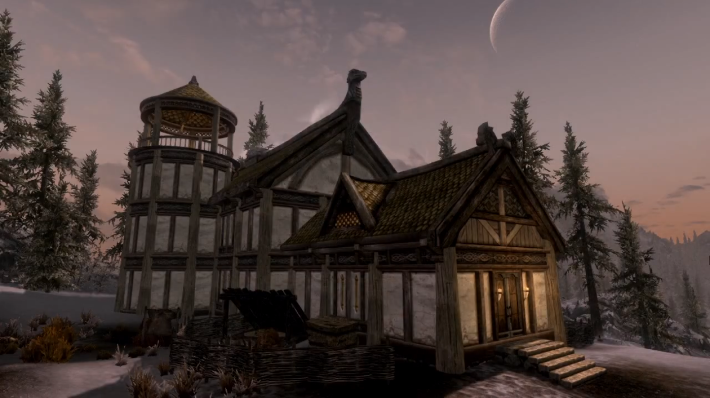 Create Your Own House Skyrim Design Your Own Home