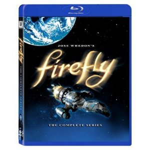 Firefly on Blu-Ray