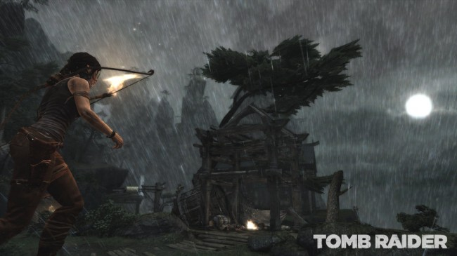 Tomb Raider Hunt
