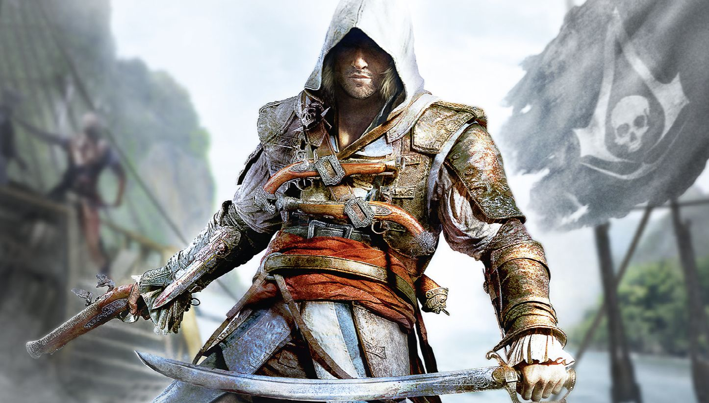 Assassin's Creed 4: Black Flag Trailer