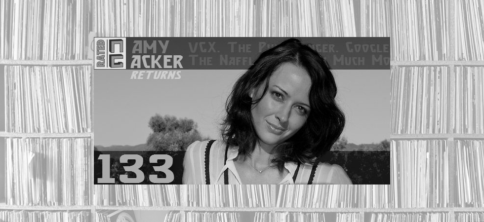 Rated NA 133: Amy Acker And The Five Minute Pickle