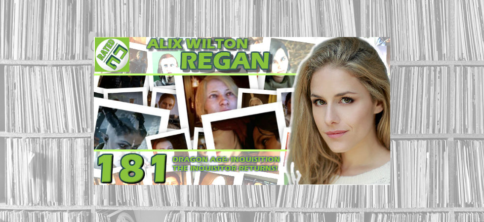 Rated NA 181: Alix Wilton Regan Returns!