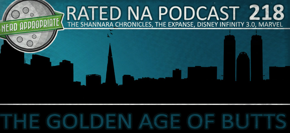 Rated NA 218: The Golden Age Of Butts