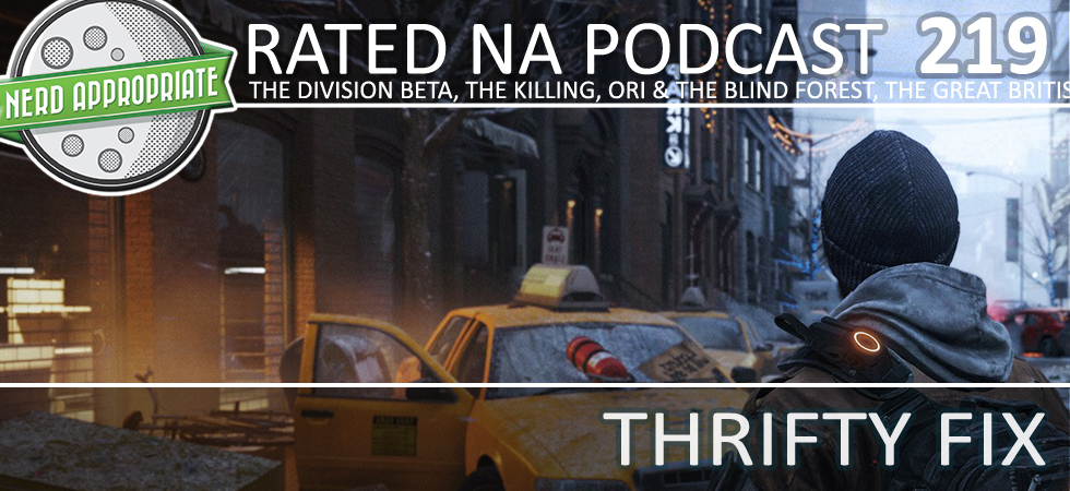 Rated NA 219: Thrifty Fix