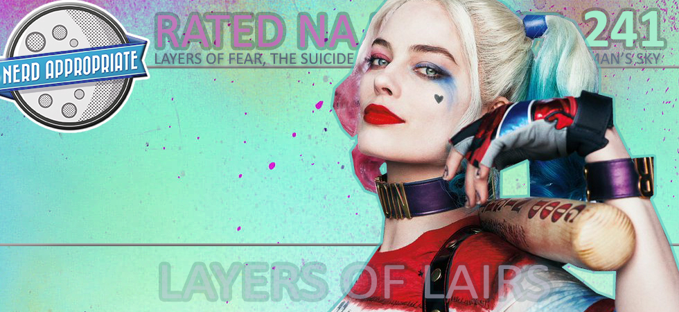 Rated NA 241: Layers Of Lairs