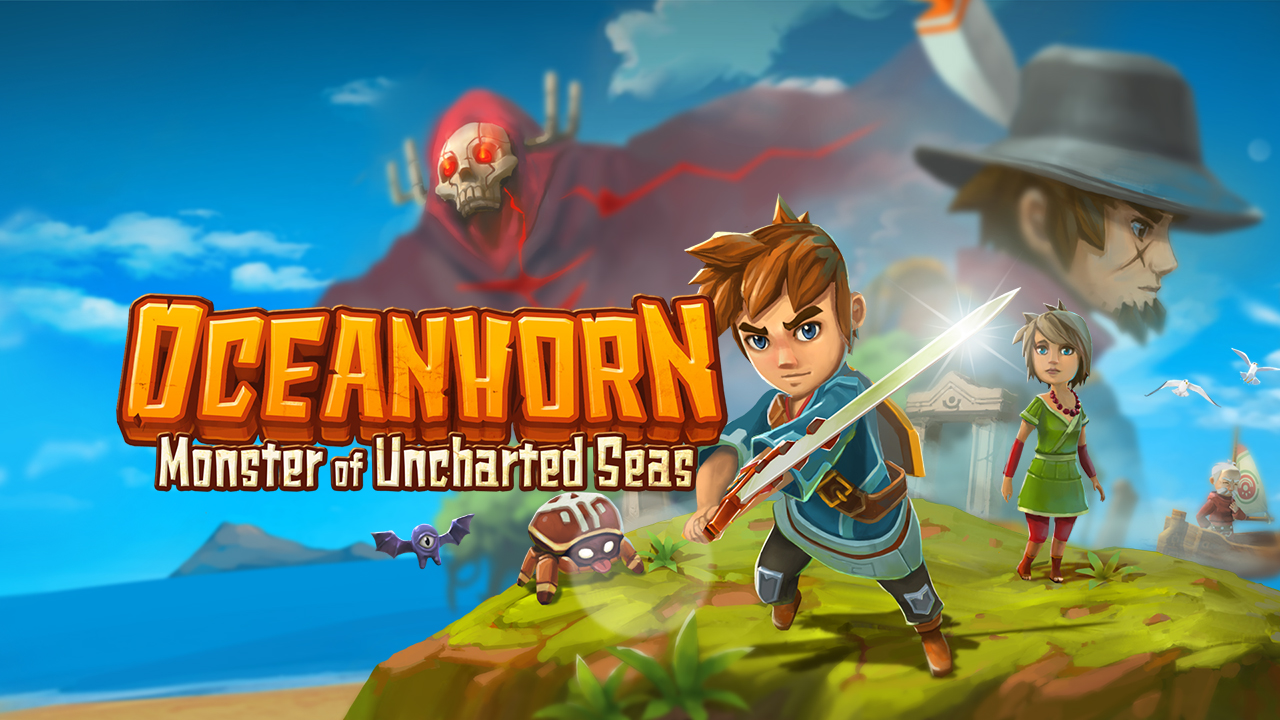 Review: Oceanhorn: Monster Of Uncharted Seas