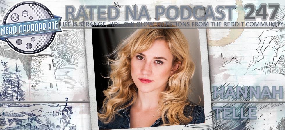 Rated NA 247: Hannah Telle