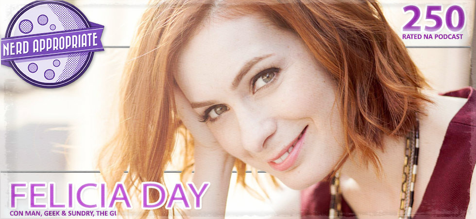 Rated NA 250: Felicia Day